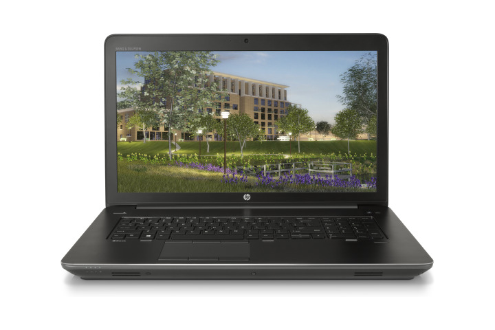 Image of   HP ZBook 17 G4