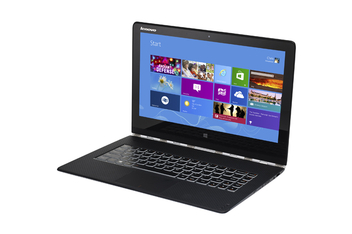 Billede af Lenovo IdeaPad Yoga 3 Pro