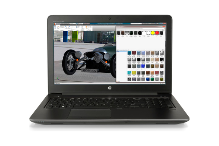 Image of   HP ZBook 15 G4