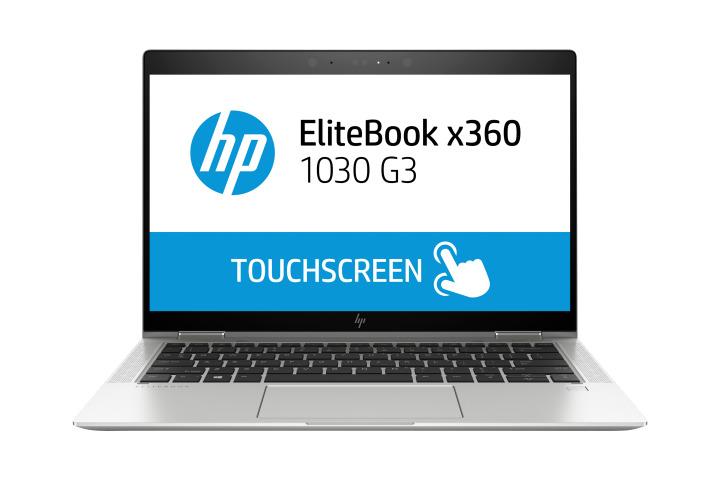 Hp elitebook x360 1030 g3 fra hp på demovare