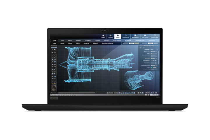 Image of Lenovo ThinkPad P43s