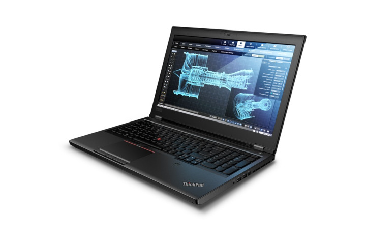 Image of Lenovo ThinkPad P52